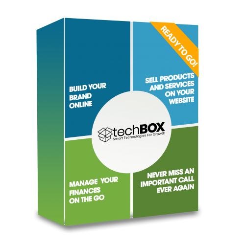 techBOX – ECommerce Website for Small Businesses